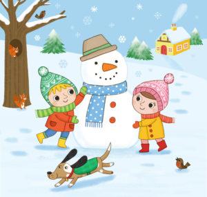 План работы на зимние каникулы